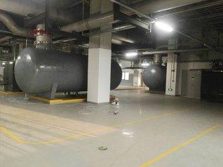 爆炸复合板储气罐-京东方使用现场